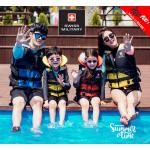 Áo phao bơi trẻ em Swiss Military XS S