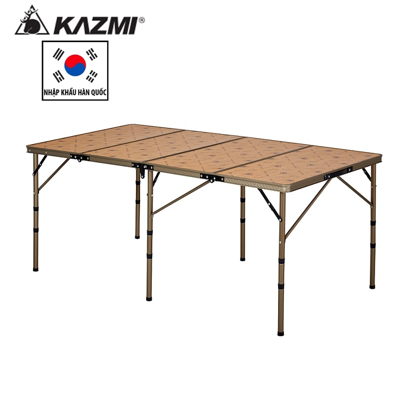 Bàn xếp cao đa năng 4 gấp Kazmi titan K8T6U006