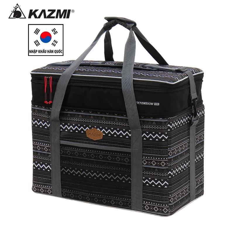 Túi dã ngoại đựng đồ xe o tô đa năng Kazmi K8T3B002