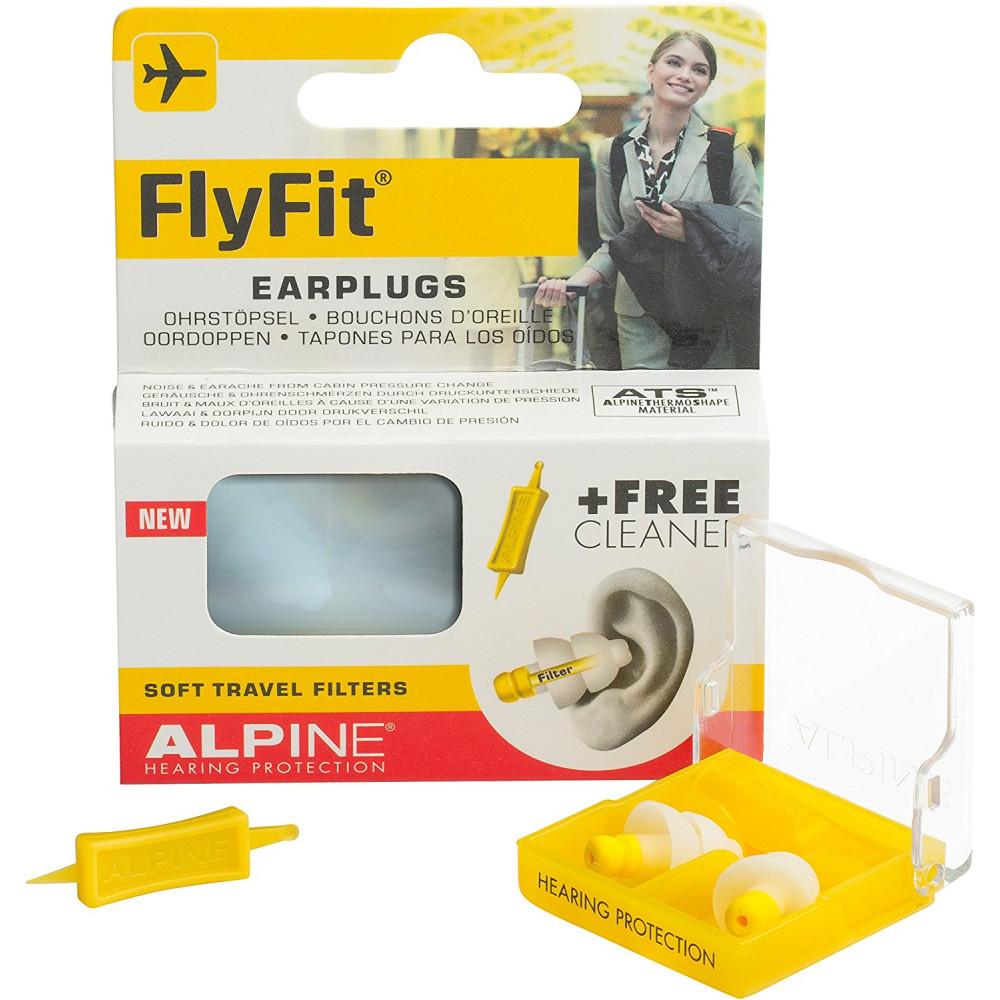 Nút bịt tai đi máy bay Alpine Flyfit