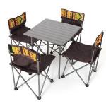 Bộ bàn ghế xếp du lịch Roticamp RTC6801