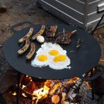 Chảo gang nướng thịt Naturehike NH20SK003