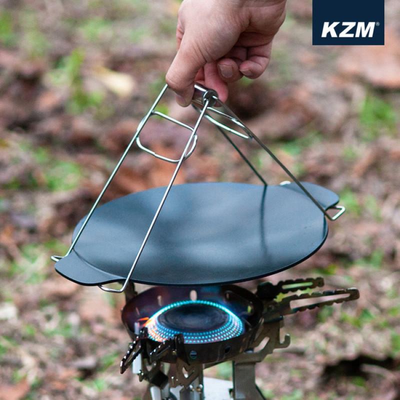 Chảo nướng bếp ga mini Kazmi K20T3G003
