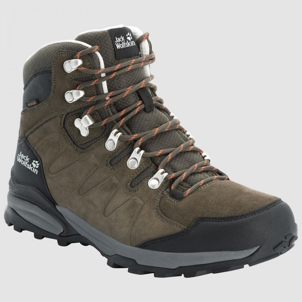 Giày đi phượt Jack Wolfskin Refugio Texapore Mid