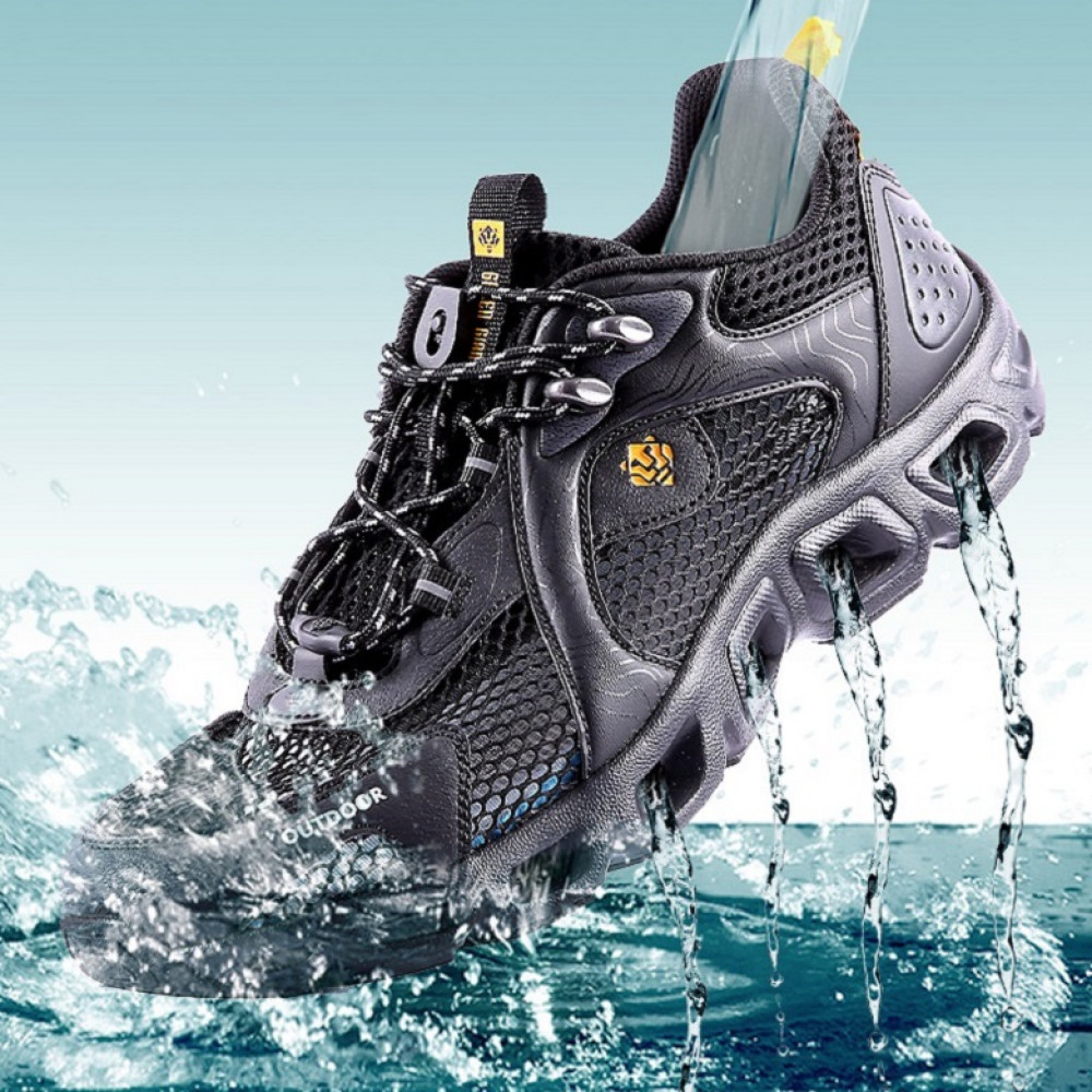 Giày trekking lội nước nam Green Giant GGFEJ810229