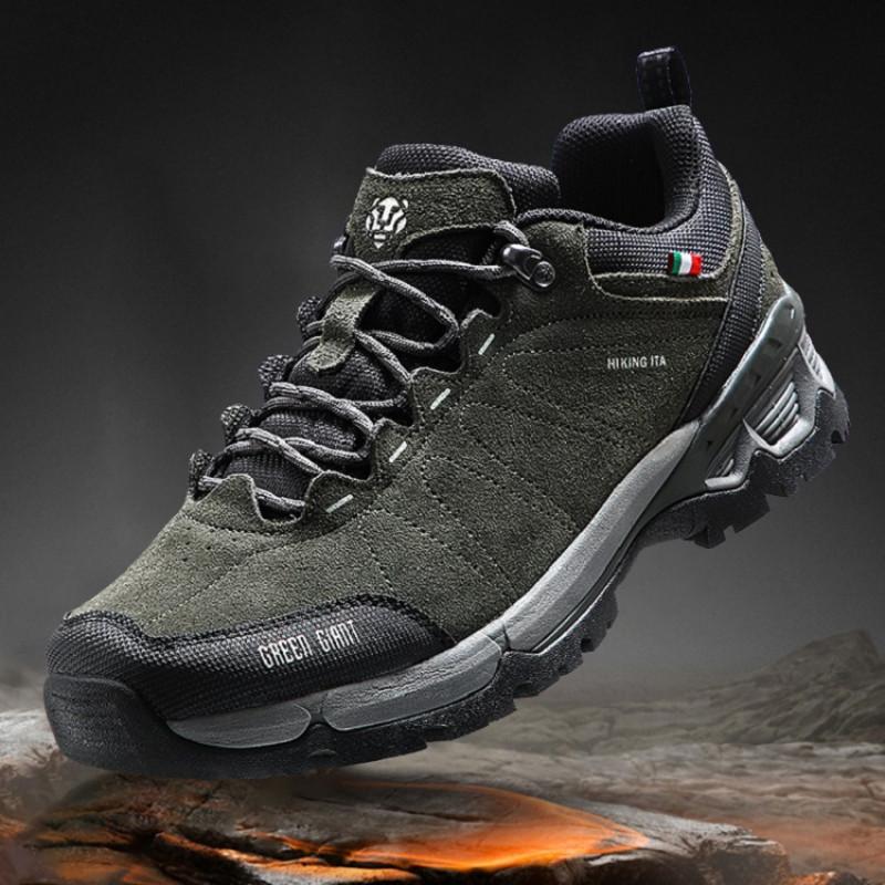 Giày leo núi chống thấm nước nam Green Giant GGFAH91206-M