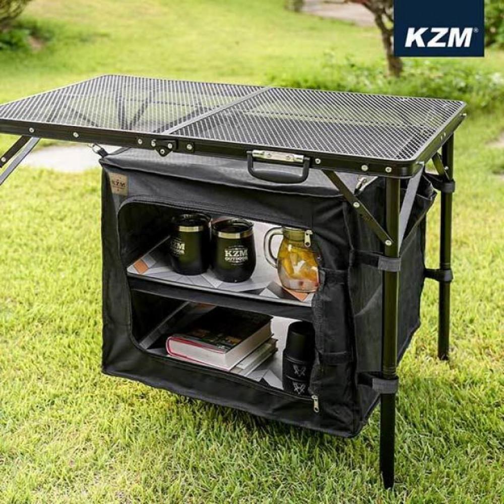Bàn xếp inox Kazmi K20T3U010