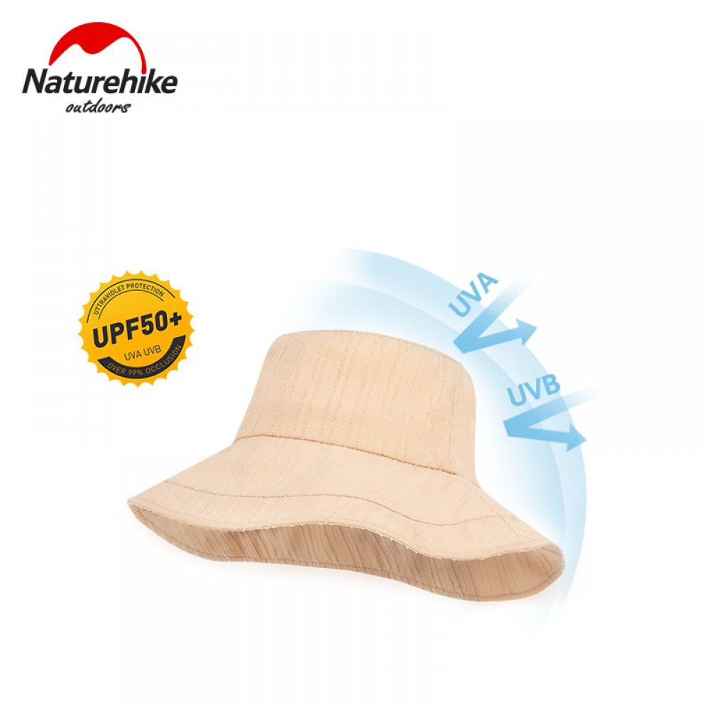 Mũ rộng vành đi biển nữ Naturehike NH21FS536
