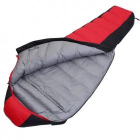 Túi ngủ con nhộng lông vũ Roticamp Extreme R006