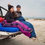 Túi ngủ văn phòng du lịch nữ Sea to Summit Quest QuII STMQU210 M & L