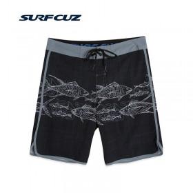 Quần Surfcuz SCBSZHA66B black