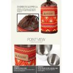 Bộ 8 cốc du lịch Inox kèm túi đựng Kazmi K5T3K007