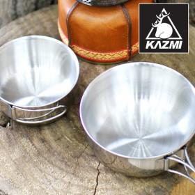 Bộ 2 nồi dã ngoại Kazmi K3T3K042 size S M