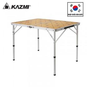 Bàn xếp du lịch picnic 2 gấp Kazmi New 2 K8T3U009