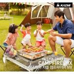 Bếp nướng đa năng kèm vỉ Kazmi K7T3G001