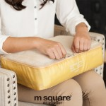 Set 2 túi size nhỏ đựng quần áo Msquare