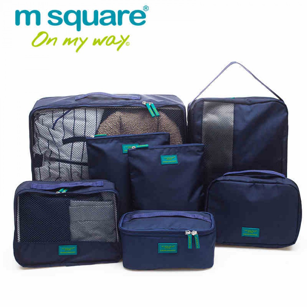 Bộ 7 túi du lịch đa năng Msquare