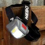 Đèn pin đội đầu Nebo Duo250lm