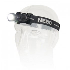 Đèn pin đội đầu Nebo Rebel