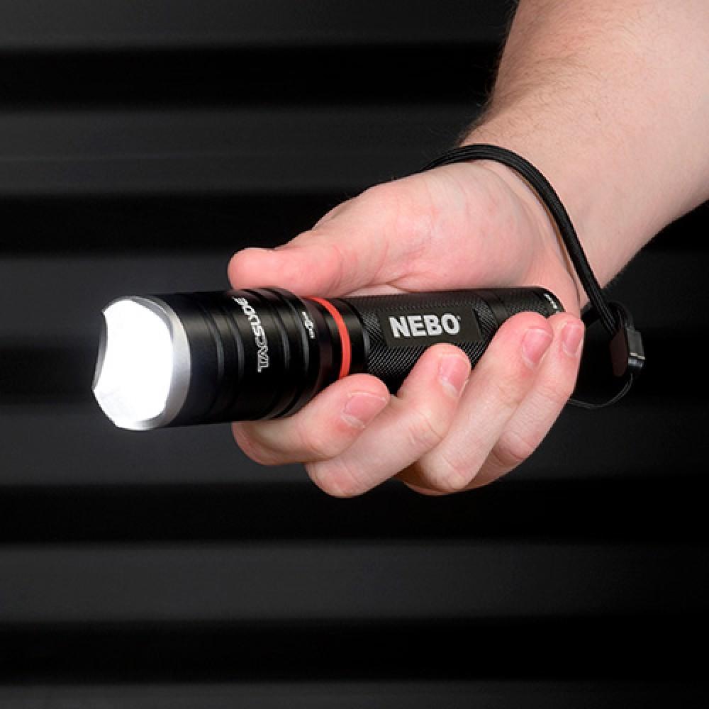 Đèn pin mini cầm tay Nebo Tac Slyde
