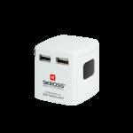 Ổ cắm đa năng du lịch Skross World USB Charger