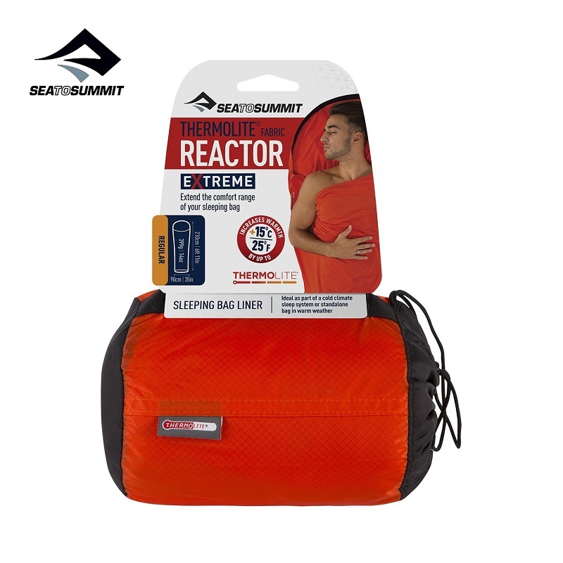 Túi ngủ văn phòng cao cấp Sea To Summit Reactor Thermolite