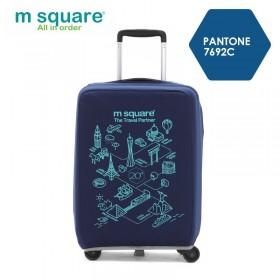 Túi vải bọc vali Msquare M0584