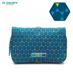 Túi mỹ phẩm du lịch Msquare Business II Blue