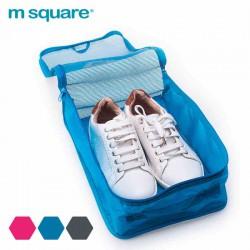Túi đựng giày du lịch Msquare dạng lưới