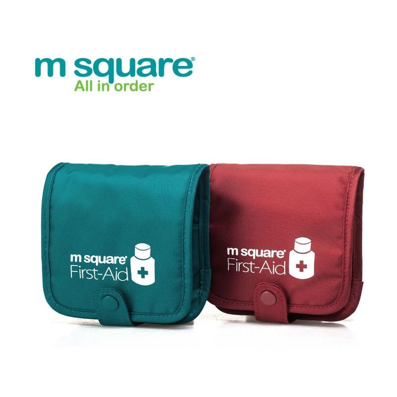 Túi đựng thuốc du lịch kèm hộp đựng thuốc mini Mquare
