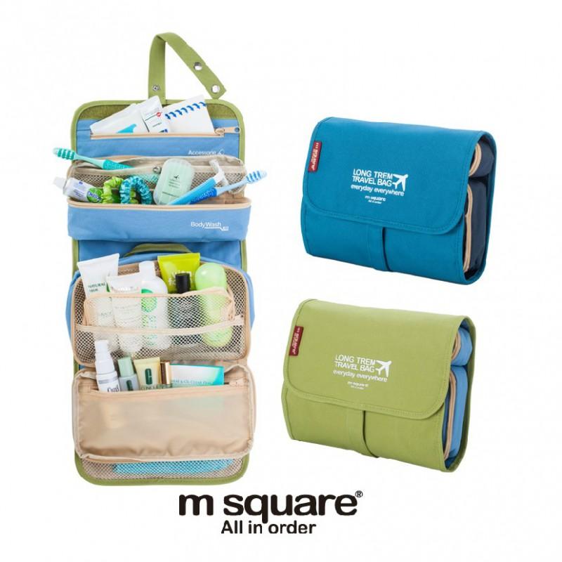 Túi du lịch đựng đồ trang điểm Msquare Bag In Bag