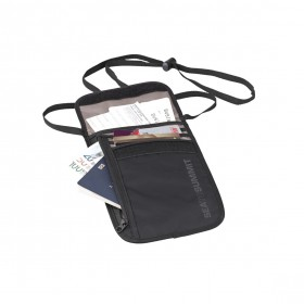 Túi đựng hộ chiếu đeo cổ Seatosummit Neck Wallet 5 Black