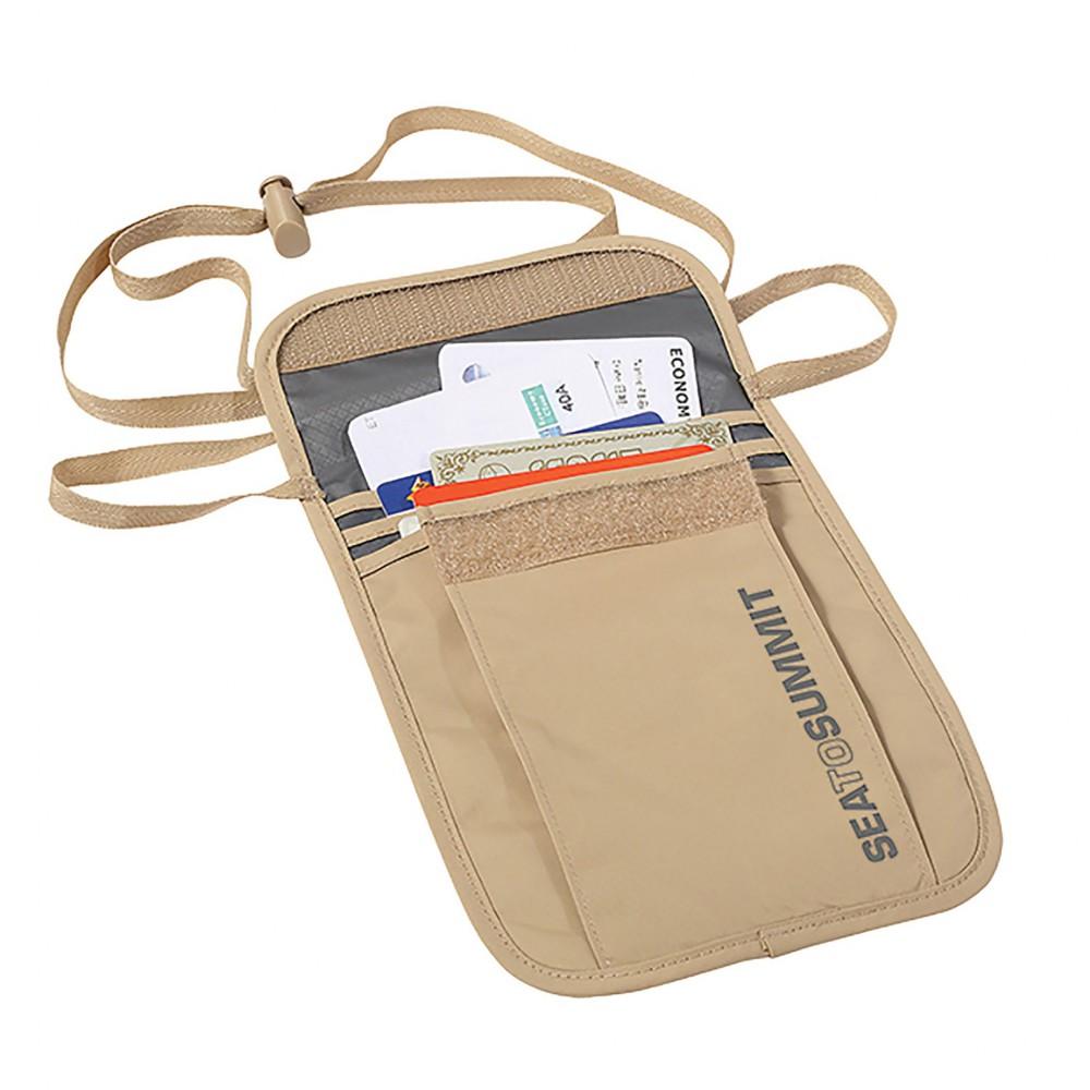Túi đựng passport có dây đeo cổ SeatoSummit Neck Pouch 3