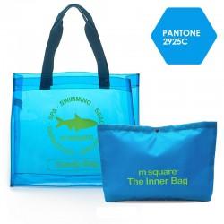 Túi xách đi biển chống thấm nước Msquare