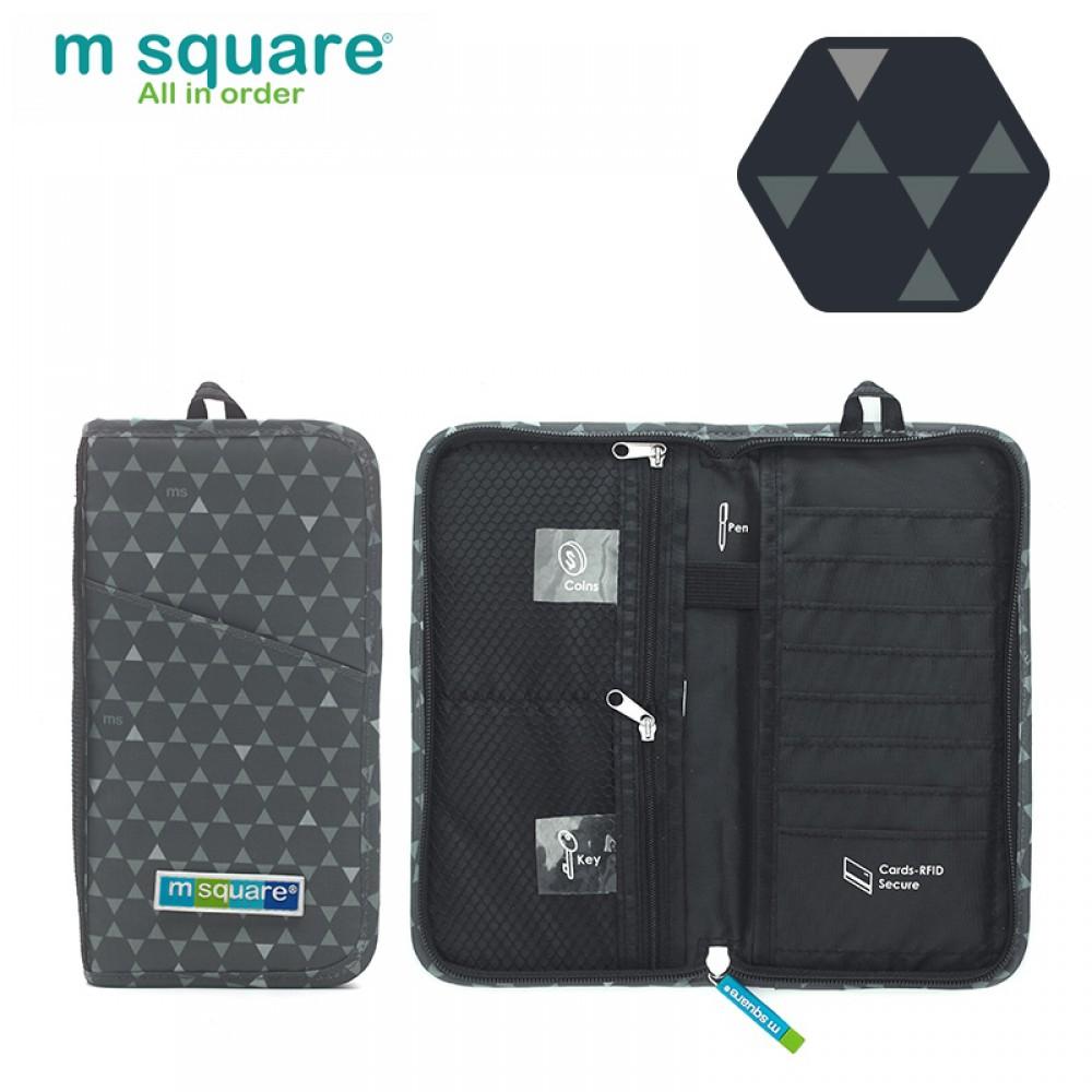 Ví đựng visa passport Msquare Business II