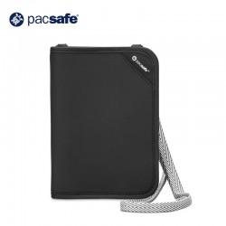 Pacsafe ví passport chống trộm RFIDsafe V150 Compact Organiser Black
