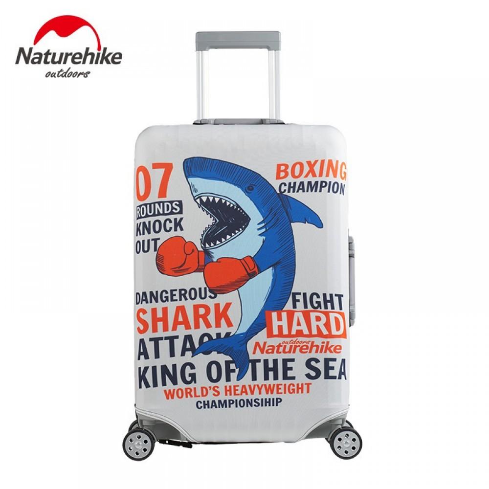 Vỏ bọc vali Naturehike Cá Mập S M L XL