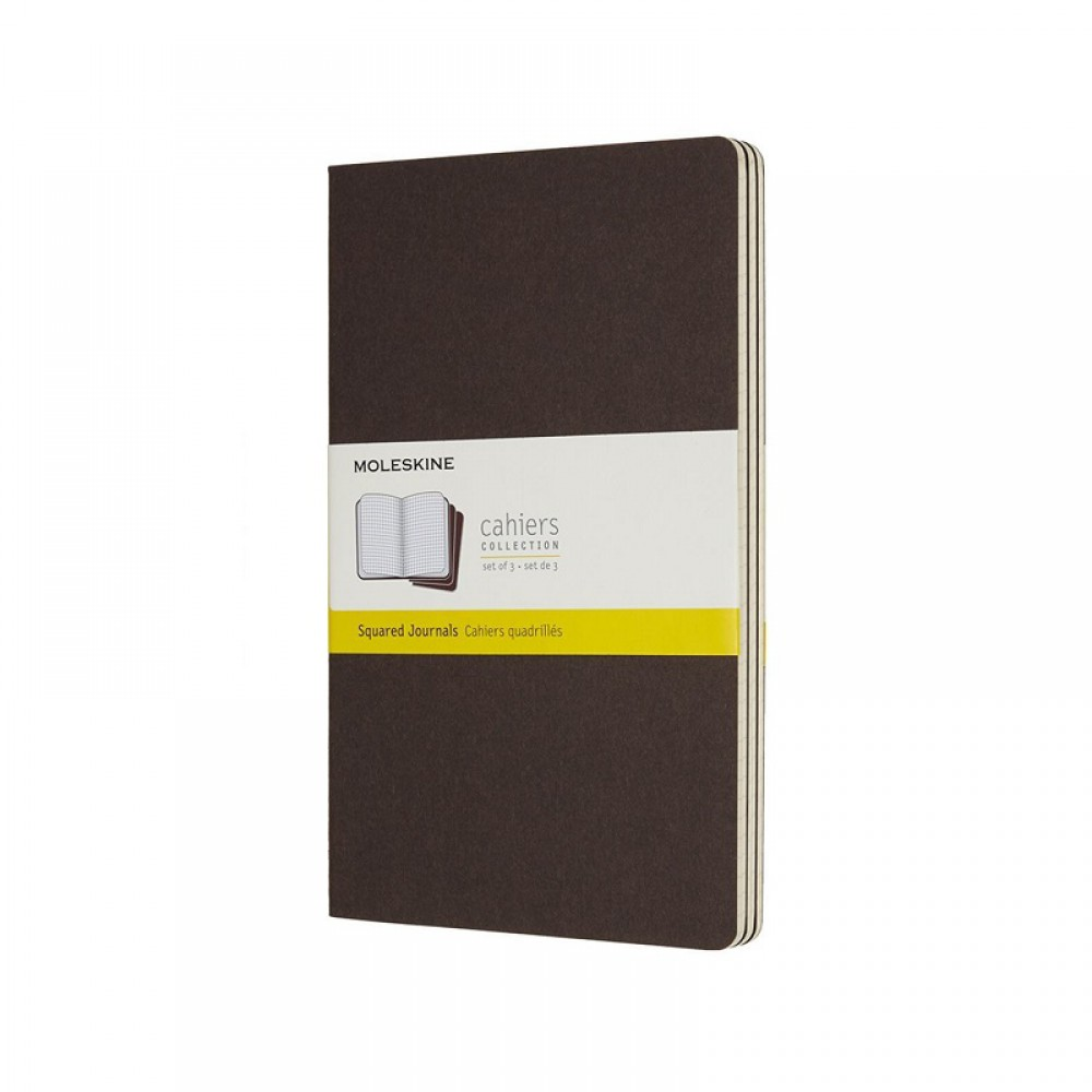 Sổ tay ghi chép Moleskine Cahier Journals Squared