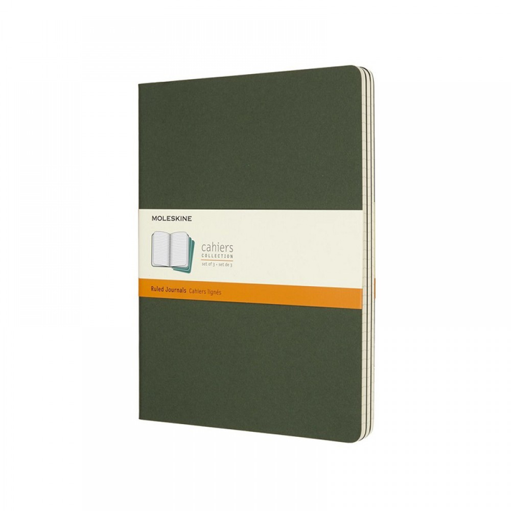 Sổ tay Moleskine Cahier Journals Ruled