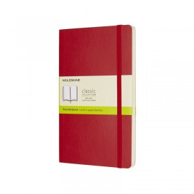 Sổ tay Moleskine Classic Notebook Plain Soft Cover