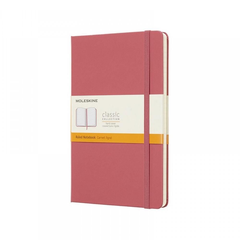 Sổ tay ghi chép Moleskine Classic Notebook Ruled Hard Cover