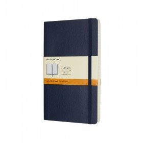 Sổ Moleskine Classic Notebook Ruled Soft Cover