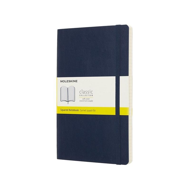 Sổ Moleskine Classic Notebook Squared Soft Cover