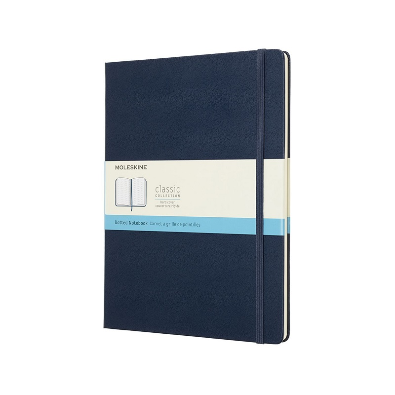 Sổ Moleskine Classic Notebook Dotted Hard Cover
