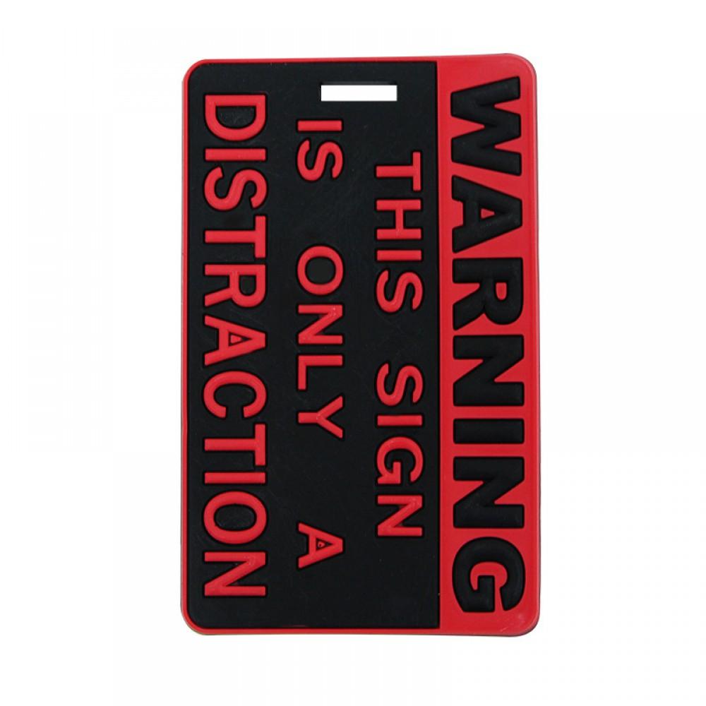 Thẻ hành lý name tag NT6548D