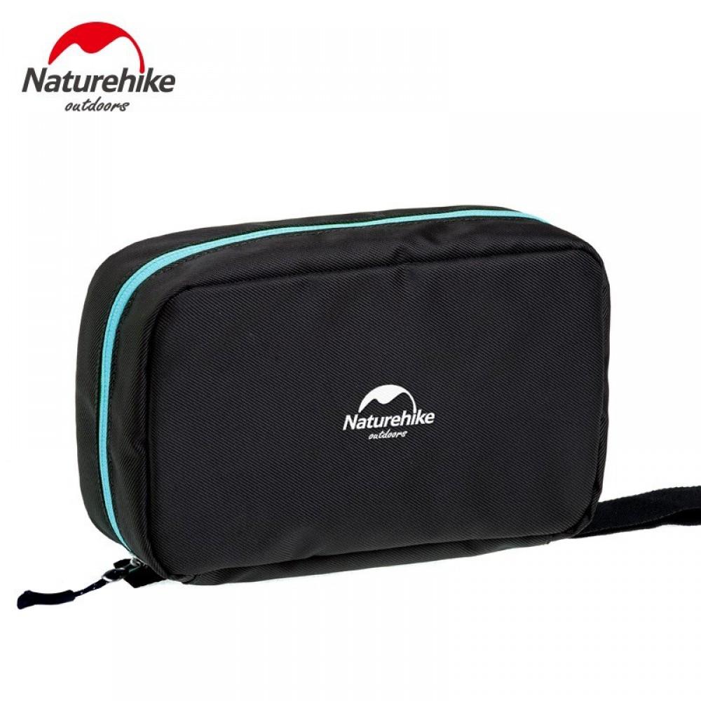Túi Đựng Đồ Trang Điểm Cá Nhân Naturehike NHXSB01M Black