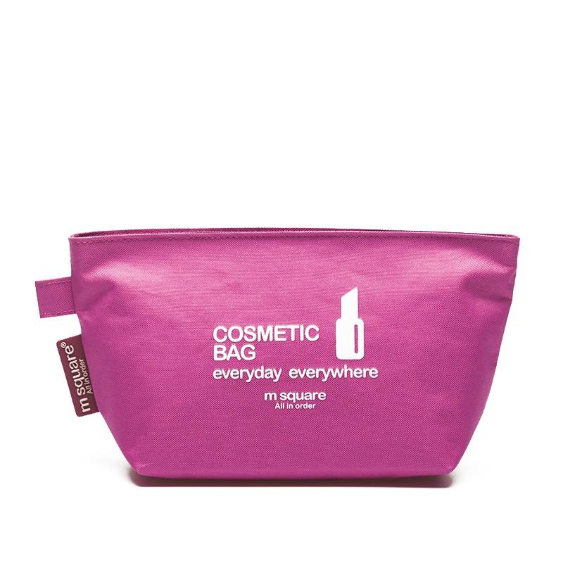 Túi mini đựng mỹ phẩm Msquare Comestic Bag Pink