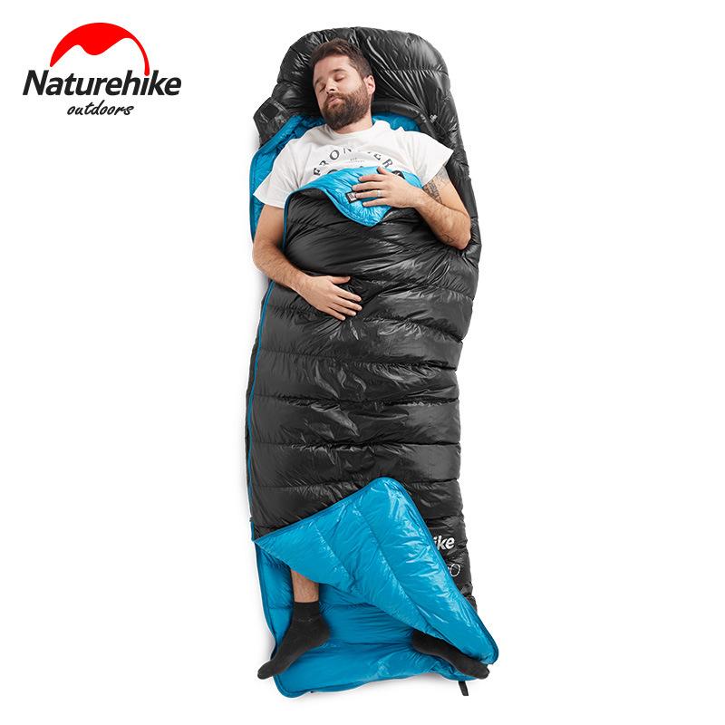 Túi Ngủ Mùa Đông Naturehike CWZ400 M & L