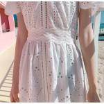 Váy dài LSD01 White