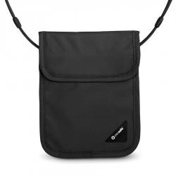 Pacsafe túi đựng hộ chiếu chống trộm X75 RFID Blocking Black